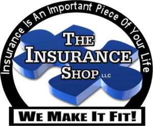 The Insurance Shop logo